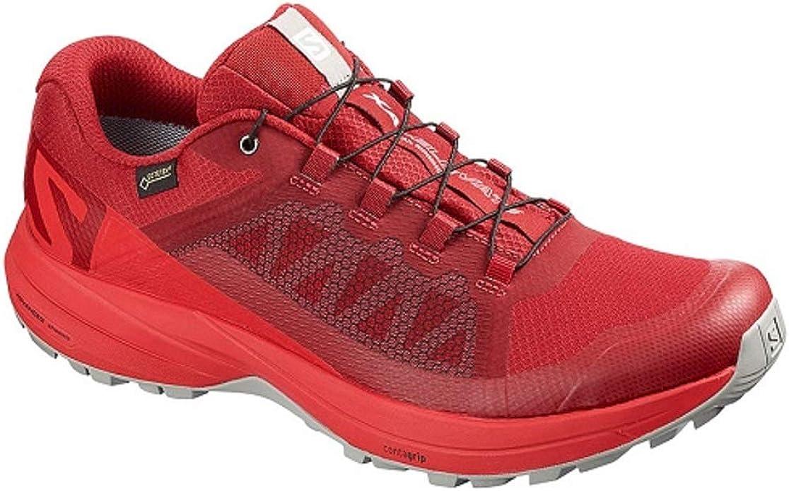 Salomon XA Elevate Shoes Damen cerise.beet redfiery coral