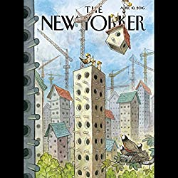 The New Yorker, April 18, 2016 (Ben Taub, Elizabeth Kolbert, Hua Hsu)