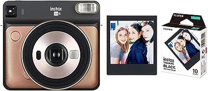 Fujifilm Instax Sq 6 Ex D Sofortbildkamera Blush Gold Kamera