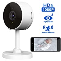Deals on LARKKEY WiFi Home Security Surveillance Camera