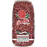 Camellia Famous New Orleans Red Kidney Beans, 2 Pound Bag