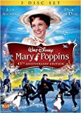 Mary Poppins (Two-Disc 45th Anniversary Special Edition) by Walt Disney Studios Home Entertainment by Robert Stevenson