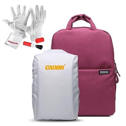 CADEN impermeable cámara réflex digital mochila de viaje con ...