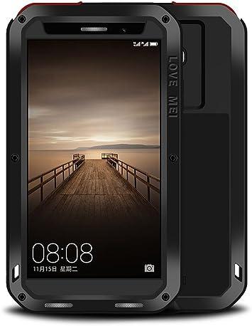 FONREST Huawei Mate 9 Funda Love Mei Potente Metal de Aluminio de ...