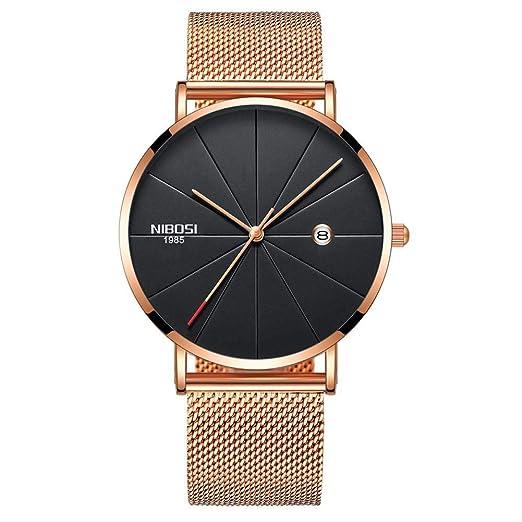 Reloj Hombre Azul Relojes Hombres 2018 Quartz Sport Full Acero Reloj Relojes Militares Hombres Impermeable Ultra