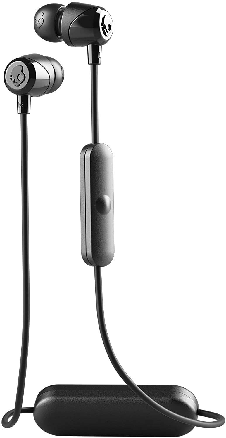 Skullcandy Jib Headset with mic  (Black, In the Ear)
