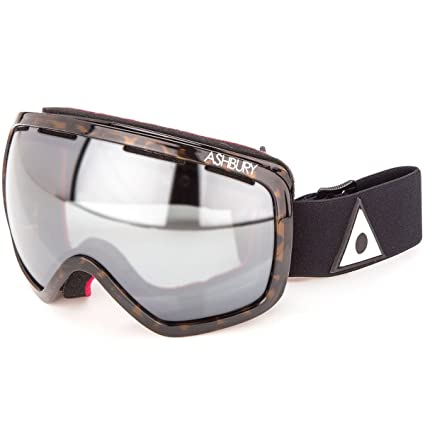 a063264e30d Image Unavailable. Image not available for. Color: Ashbury Bullet Snow  Goggles ...