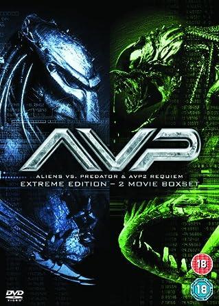 Alien Vs Predator Double Set [Reino Unido] [DVD]: Amazon.es: Sanaa Lathan: Cine y Series TV