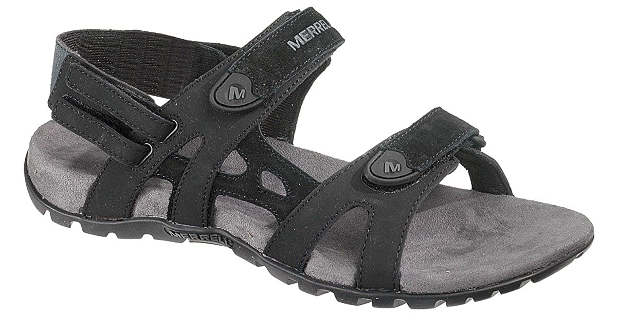 b16e4e6a107c Merrell Sandspur Convertible J124099C Black  Amazon.co.uk  Shoes   Bags