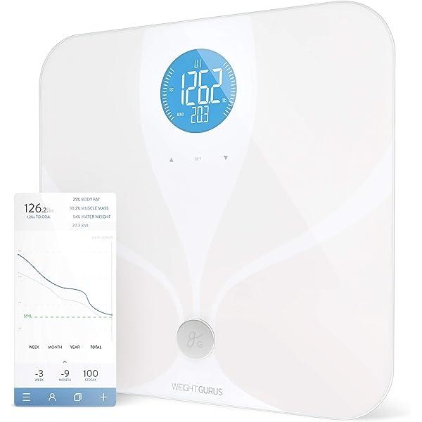 weight gurus body fat scale accuracy