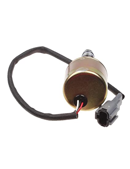 FridayParts 5V Pressure Transducer Or Sender 15 psi 1//8-27npt