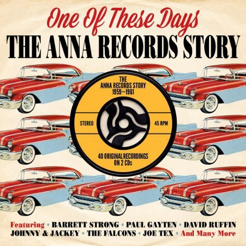 These Days Box - One of these Days- The Anna Records Story - Various