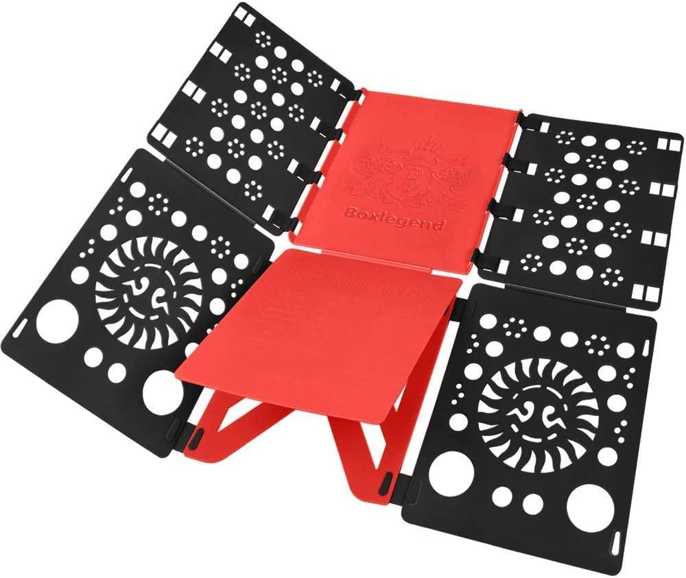 Clothing Foldable Board Shirt folding Board Folder Clothes Flip fold Plastic