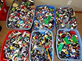 LEGO 4 Pounds Bulk Pieces Random Selection Bricks, Specialty Part and Anything