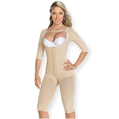 803598684 Myd slimming firm full body shaper for women fajas colombianas at amazon  womens clothing store jpg