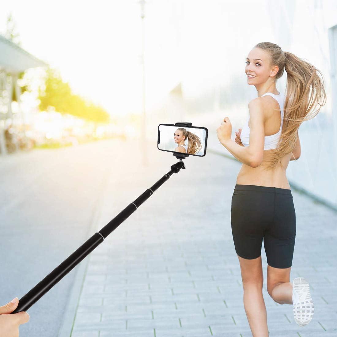PULUZ Light Stand 1.6m Height Tripod Mount Holder for Vlogging Video Light Live Broadcast Kits