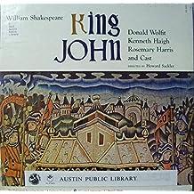 King John by william Shakespeare