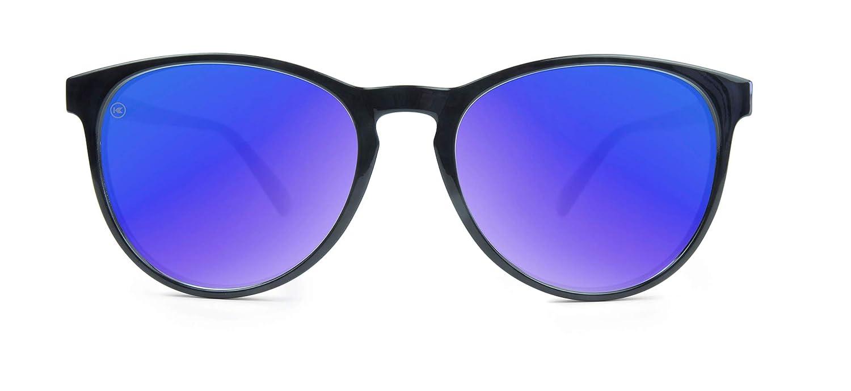 Knockaround Gafas de sol polarizadas de Mai Tais Negro brillante/Moonshine: Amazon.es: Ropa y accesorios