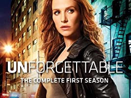 Unforgettable - Staffel 1