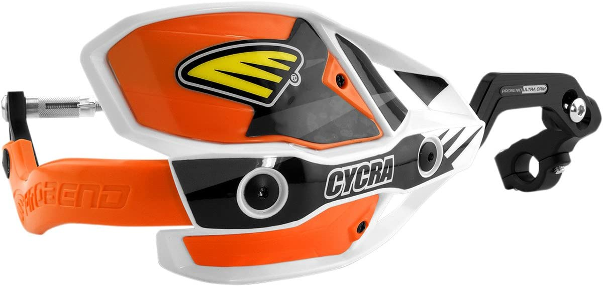 Handlebars Cycra Probend CRM Handbar Complete Racer Pack Orange 1 1//8in