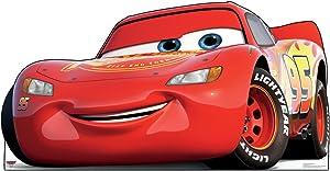 Advanced Graphics Lightning McQueen Life Size Cardboard Cutout Standup - Disney Pixar's Cars 3 (2017 Film)