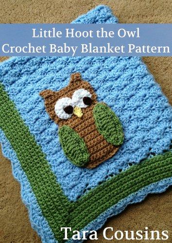 Amazon Little Hoot The Owl Baby Blanket Pattern Ebook Tara