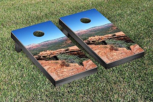 UPC 610373472214, Sedona Mountains Cornhole Game Set