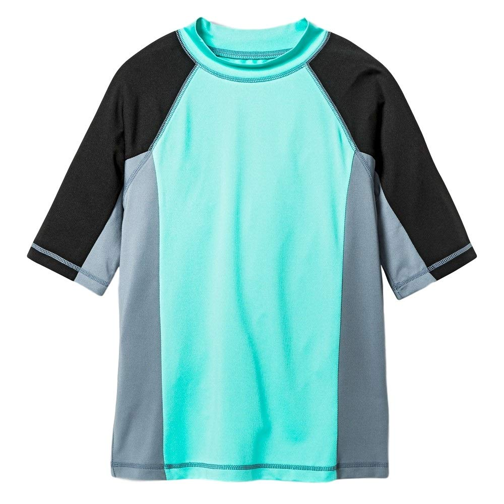 Boys' Rash Guard Shirt by Cat & Jack X-Large (16)) Masked Brand