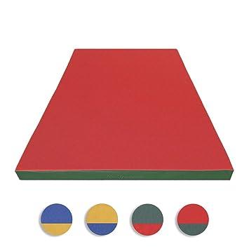 Niro-Sport GmbH - Colchoneta para gimnasia (100 x 150 x 8 cm)