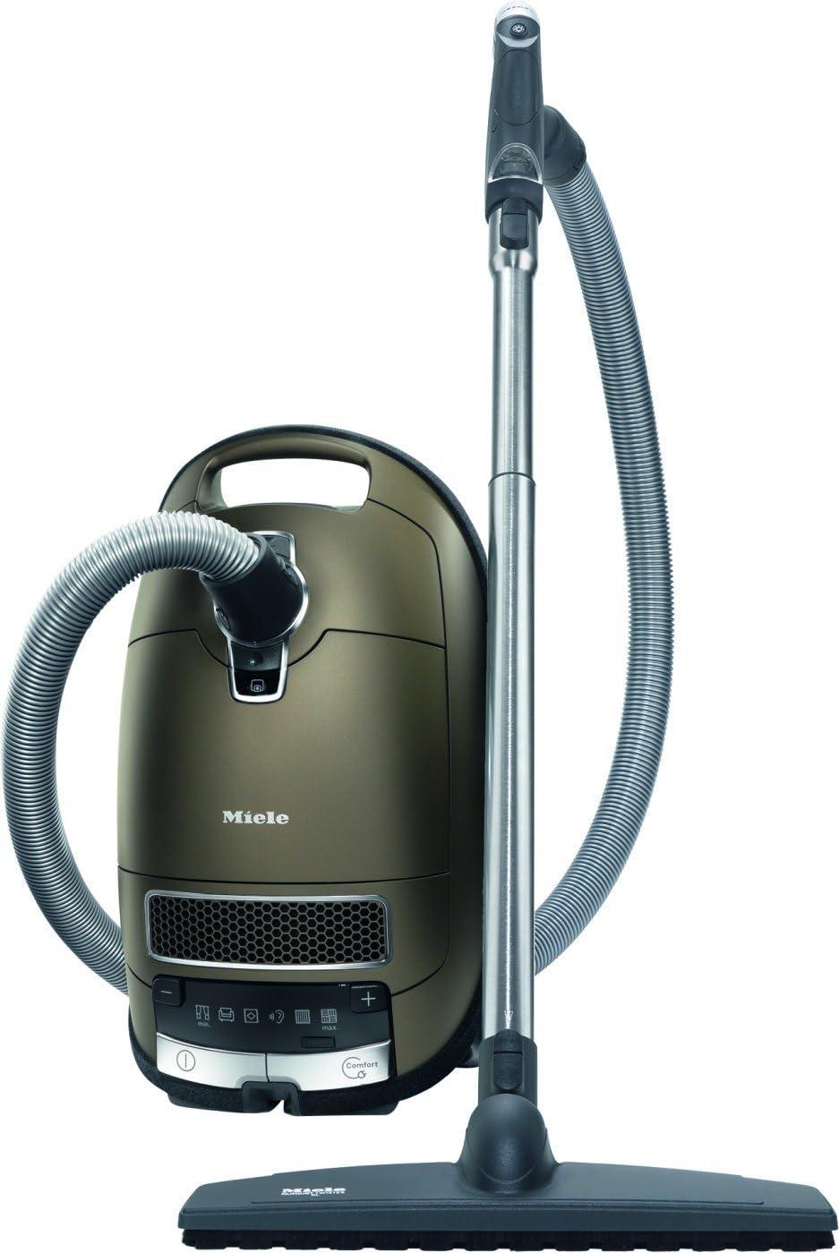 Miele Complete C3 brillante Ecoline aspirador con bolsa bronce: Amazon.es: Hogar