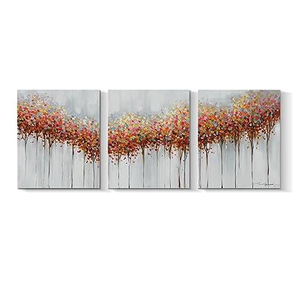 Abstract Tree Wall Art
