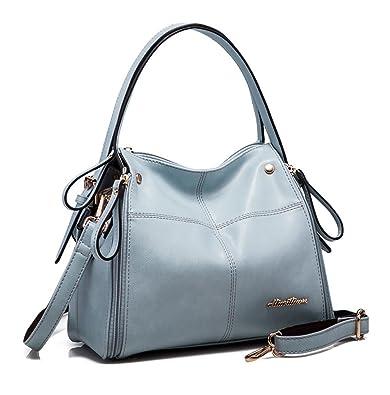 c39827c55b13ff Keshi Pu Cool Damen Handtaschen, Hobo-Bags, Schultertaschen, Beutel,  Beuteltaschen,