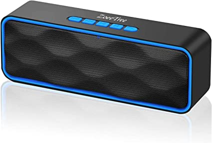 Heavy Bass Portable Wireless Bluetooth Speaker Stereo Loud Outdoor With FM Radio