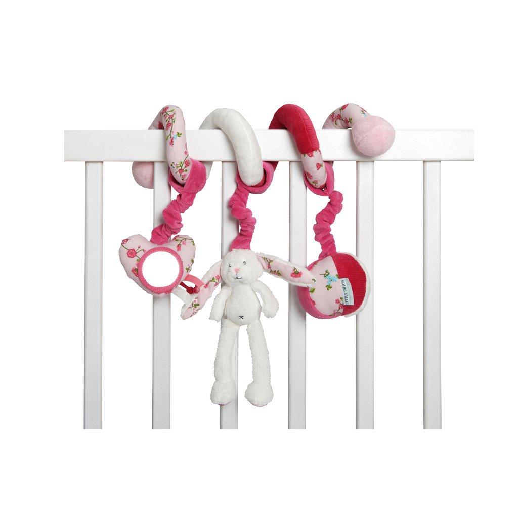 TIAMO Jouet Rose pour Lit ou Poussette–Little Dutch LD4322