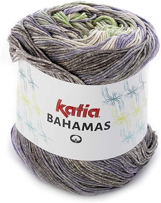 Bahamas Katia FB. 67, Hilo de algodón con Degradado, Lana de ...