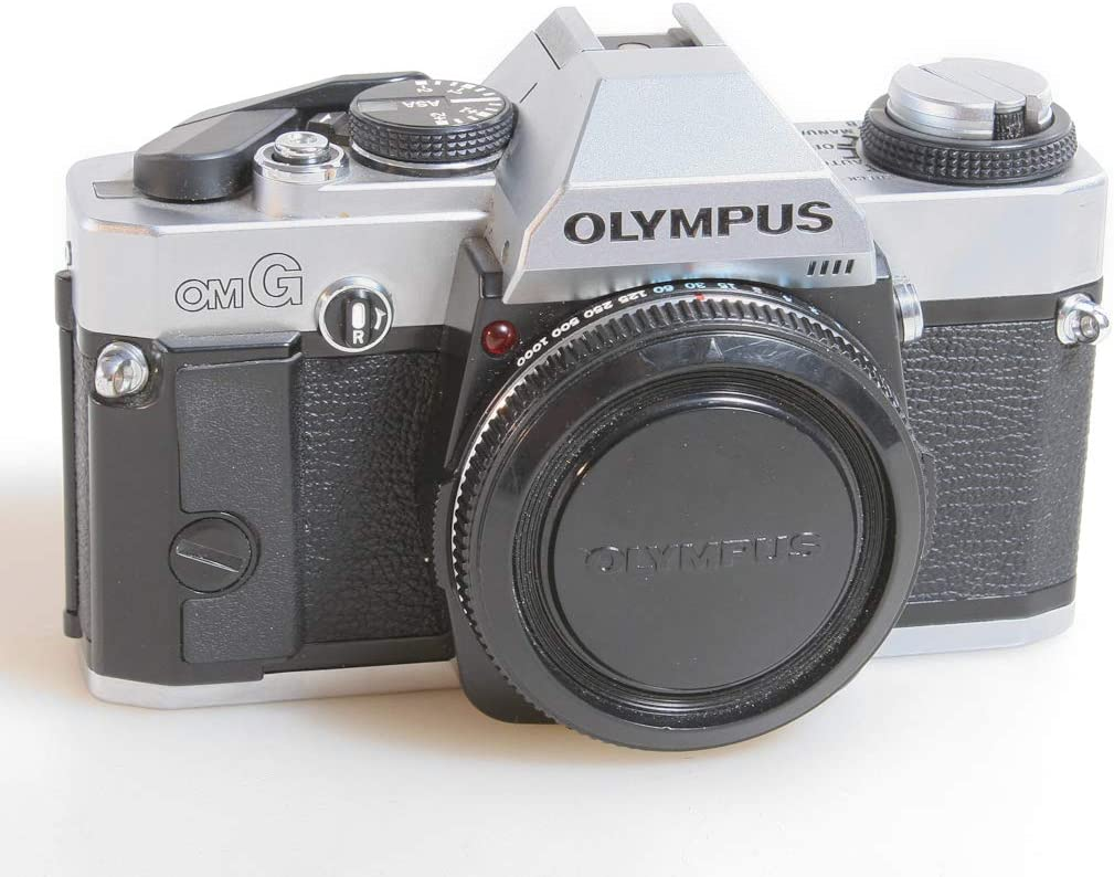 OLYMPUS OM-G BODY ONLY WITH BODY CAP