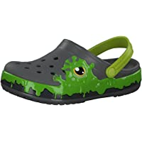 crocs Unisex-Kinder Fun Lab Slime Band Clog Kids