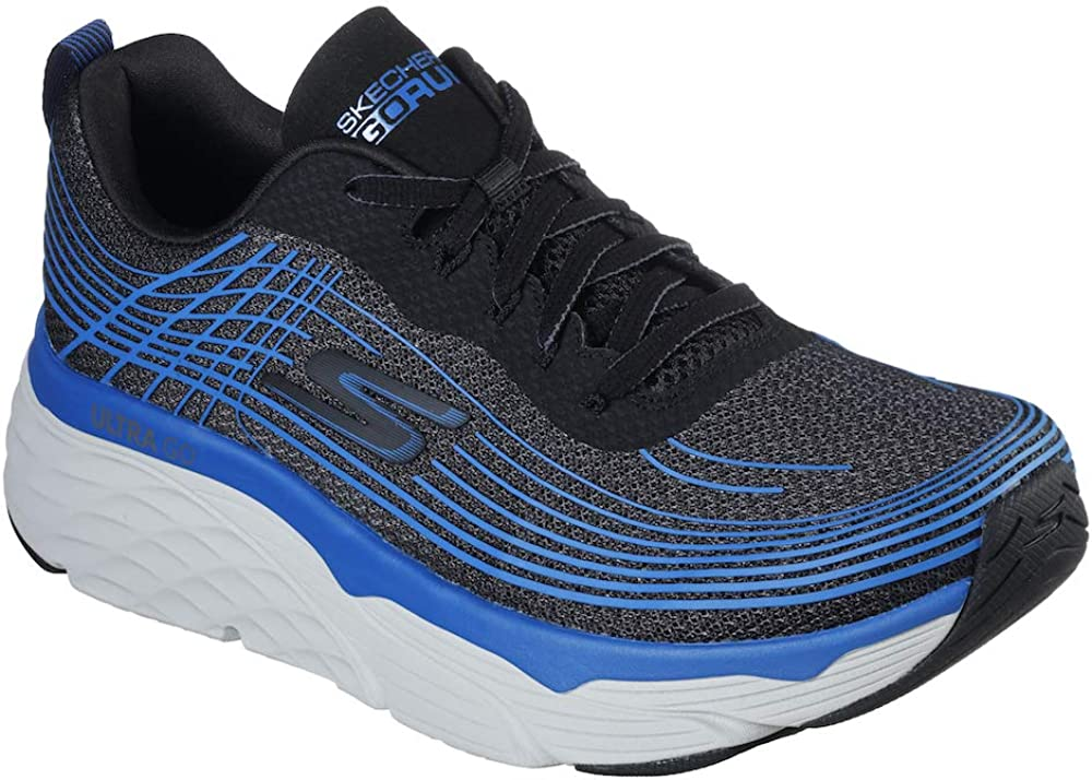 Skechers Men s Max Cushioning Elite-Performance Walking Running Shoe Sneaker