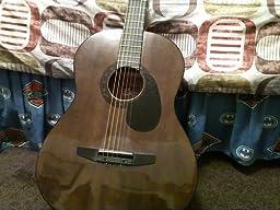rogue starter acoustic guitar walnut musical instruments. Black Bedroom Furniture Sets. Home Design Ideas