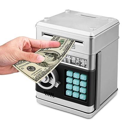 Amazon.com: Cajas de dinero – Creativa eléctrica automática ...