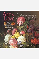 Art & Love: An Illustrated Anthology of Love Poetry Hardcover