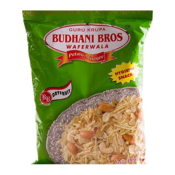Budhani Spl Pune Potato Mixture, 250 g (Set of 2)