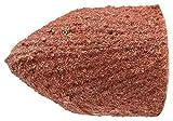 PFERD 46055 Policap Abrasive Cap, Shape G, Aluminum Oxide A, 3/8'' Diameter x 5/8'' Length, 280 Grit (Pack of 50)