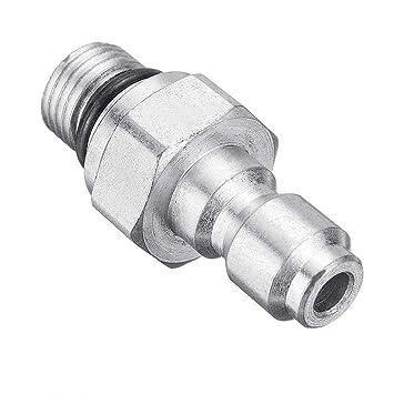 Lavadora a presión Lavadora presionar a rosca Conector for ...