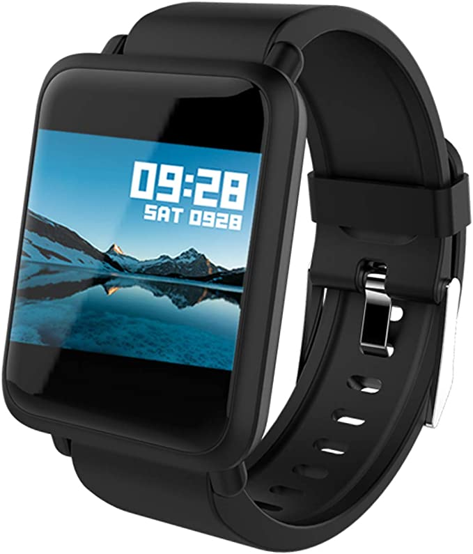 Fitness Tracker Blood Pressure Heart Rate Monitor