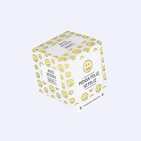 Doiy Caja - Reto Felicidad 30 días, en español: Amazon.es: Hogar