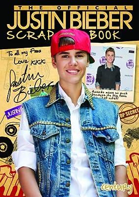 Justin Bieber Official Scrapbook