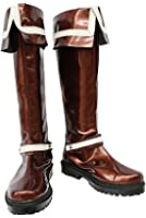 D Gray man Cosplay Shoes Allen Walker Boots Cosplayrim for Sale