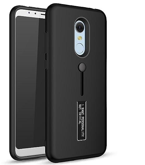 0fa7ef3d29b Bounceback® for Xiaomi Mi Redmi Note 5 TPU + Pc  Amazon.in  Electronics