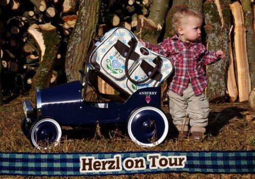 On Tour Cambiador Bolso azul Perbag Dia Herzl Blue Anberry qPF67CwC